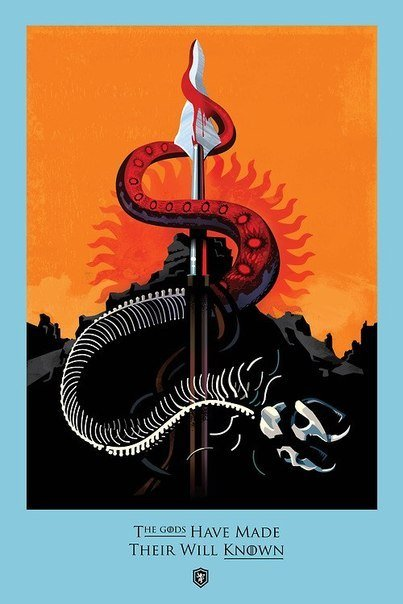 Лучший арт по «Игре Престолов»   Канобу - Изображение 30