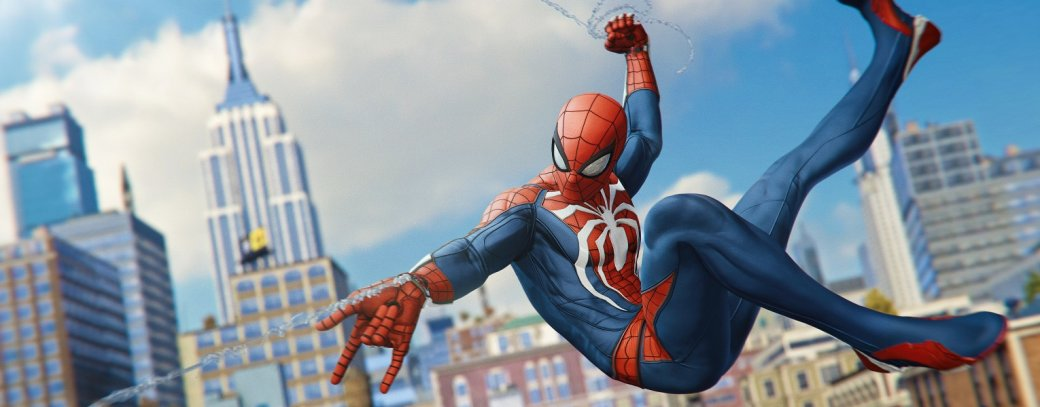 3 часа с Marvel's Spider-Man для PS4. 10 вещей, которые мы узнали об игре из нового демо | Канобу - Изображение 1