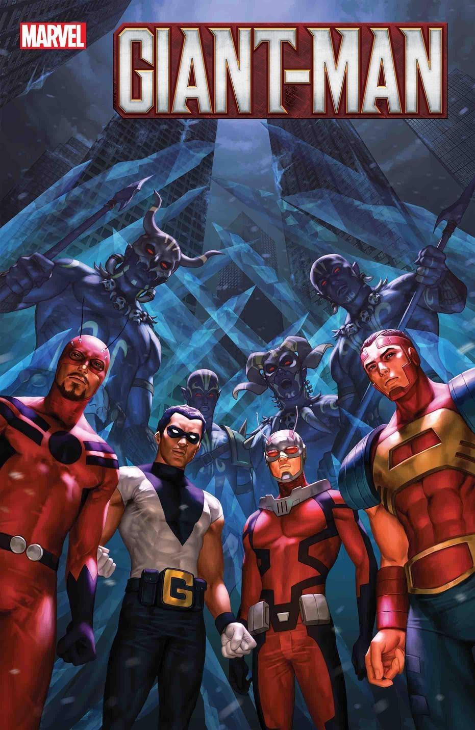 Больше анонсов! Война десяти миров затронет даже Человека-муравья. Ему придется побыть Гигантом   Канобу - Изображение 2