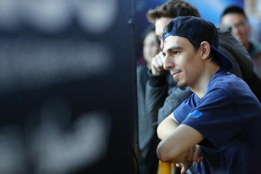 «Трус не играет в хоккей, а слабый духом — в StarCraft»   Канобу