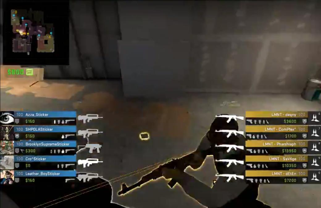 Команда поCS:GOпроиграла решающий раунд из-за бомбы, которая провалилась втекстуры | Канобу - Изображение 3810