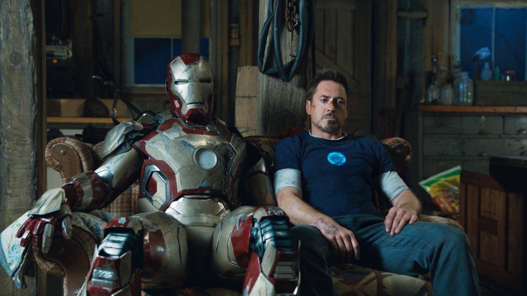 Из «Железного человека 3» убрали главную злодейку —из-за игрушек | Канобу - Изображение 3619