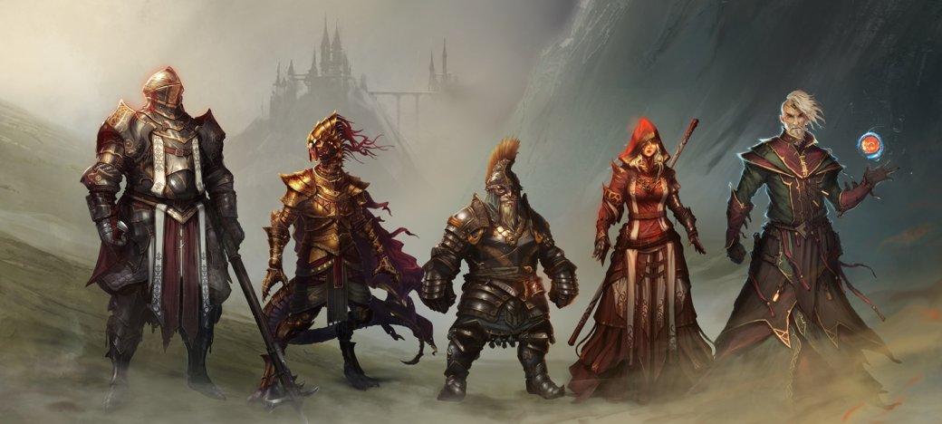30 главных игр 2017 года. Divinity: Original SinII— лучшая RPG для компании друзей. - Изображение 1