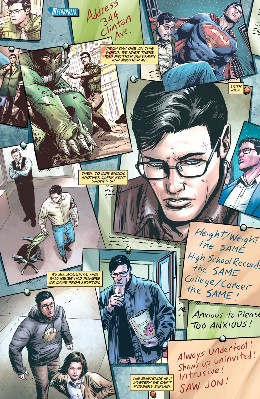 Удалось ли Лоис Лейн узнать секрет Кларка Кента? | Канобу - Изображение 2186