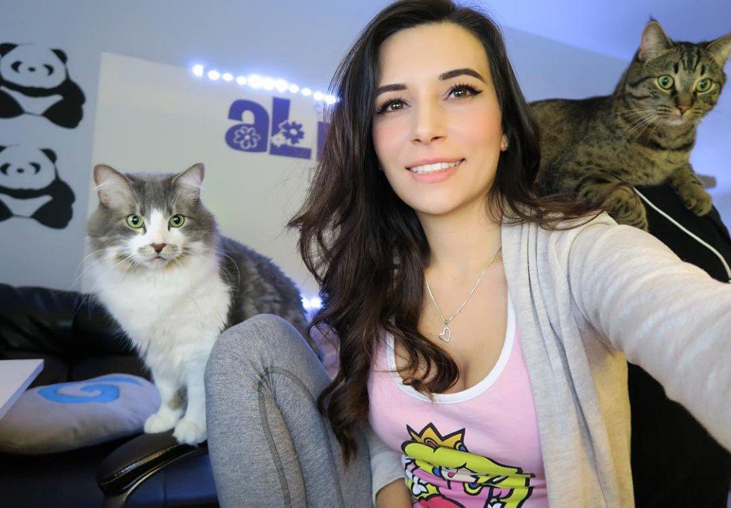 Почему девушек не наказывают, как мужчин? Twitch обвинили в двойных стандартах после клипов с котом   Канобу - Изображение 1