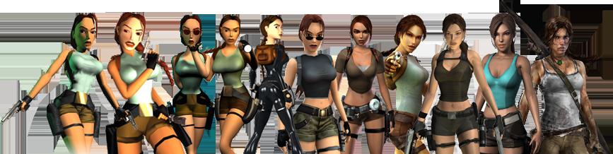 Lara Croft. Хочу все знать! | Канобу - Изображение 2