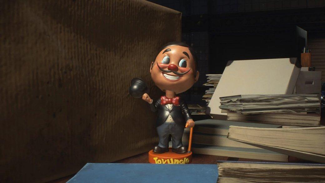 Гайд. Где найти все куклы Чарли вResident Evil 3 Remake | Канобу - Изображение 335
