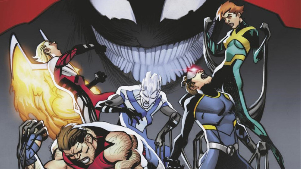 Poison X: Marvel исправляет ошибки Venomverse иотправляет Венома вкосмос напомощь Людям Икс | Канобу