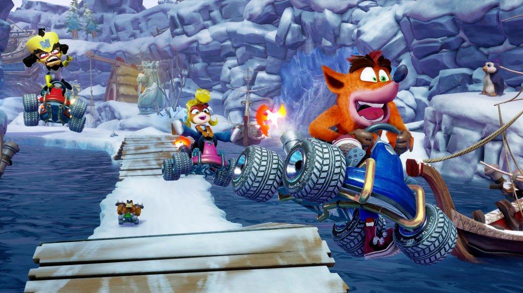 Рецензия на Crash Team Racing: Nitro-Fueled | Канобу - Изображение 14542