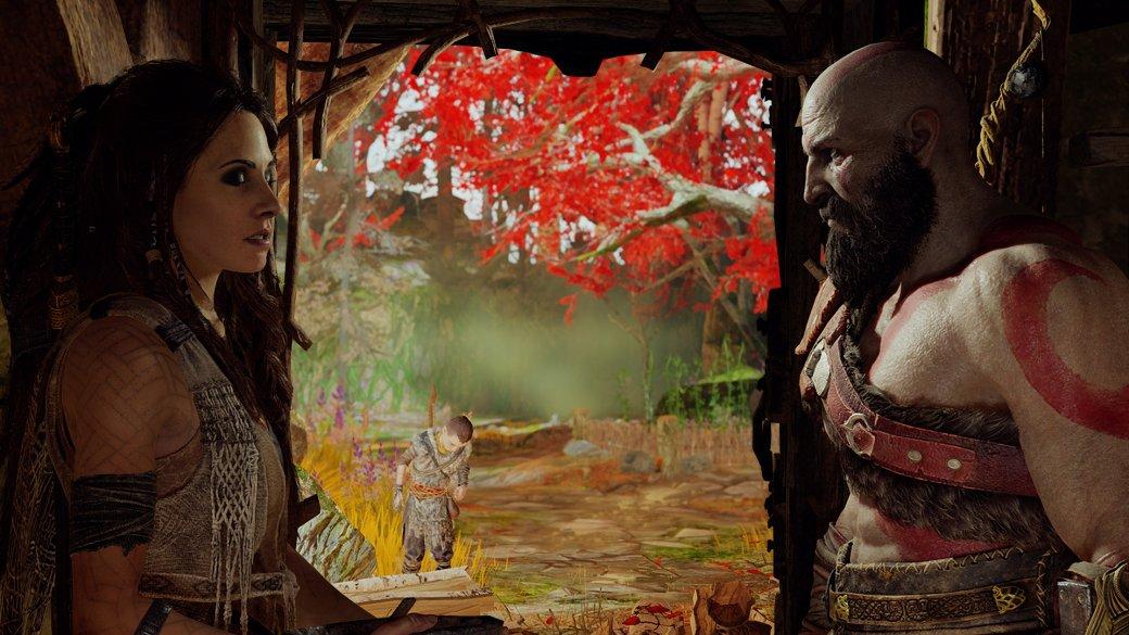 Рецензия на God of War (2018) . Обзор игры - Изображение 4