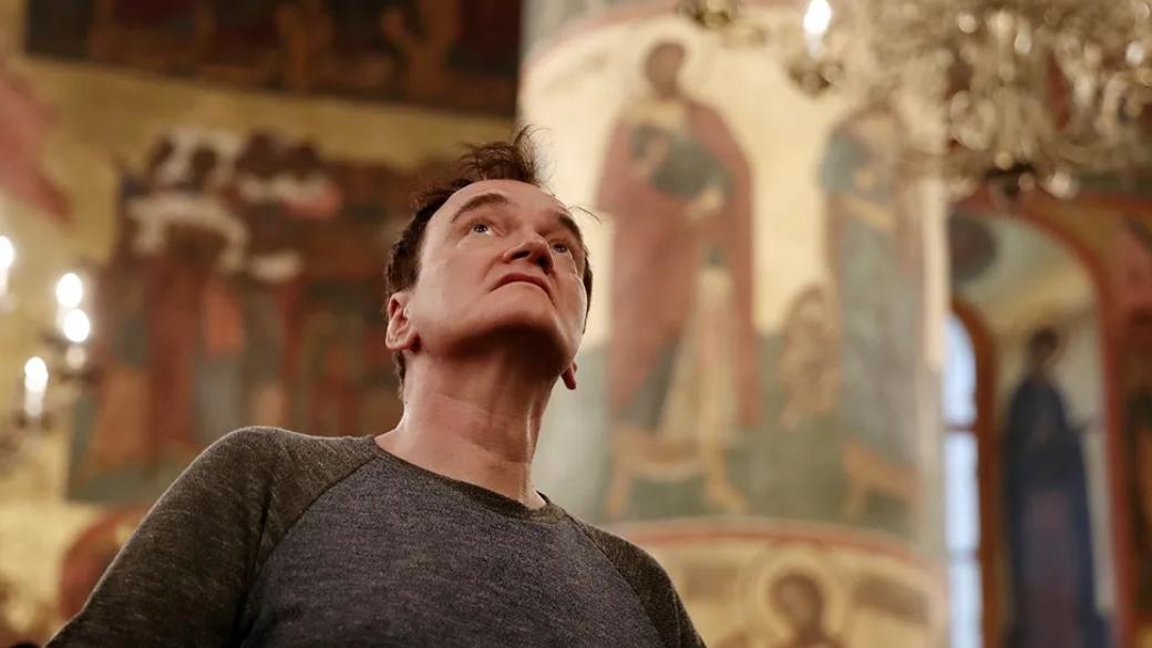 Квентин Тарантино посетил Москву! Мединский провел ему экскурсию | Канобу - Изображение 1