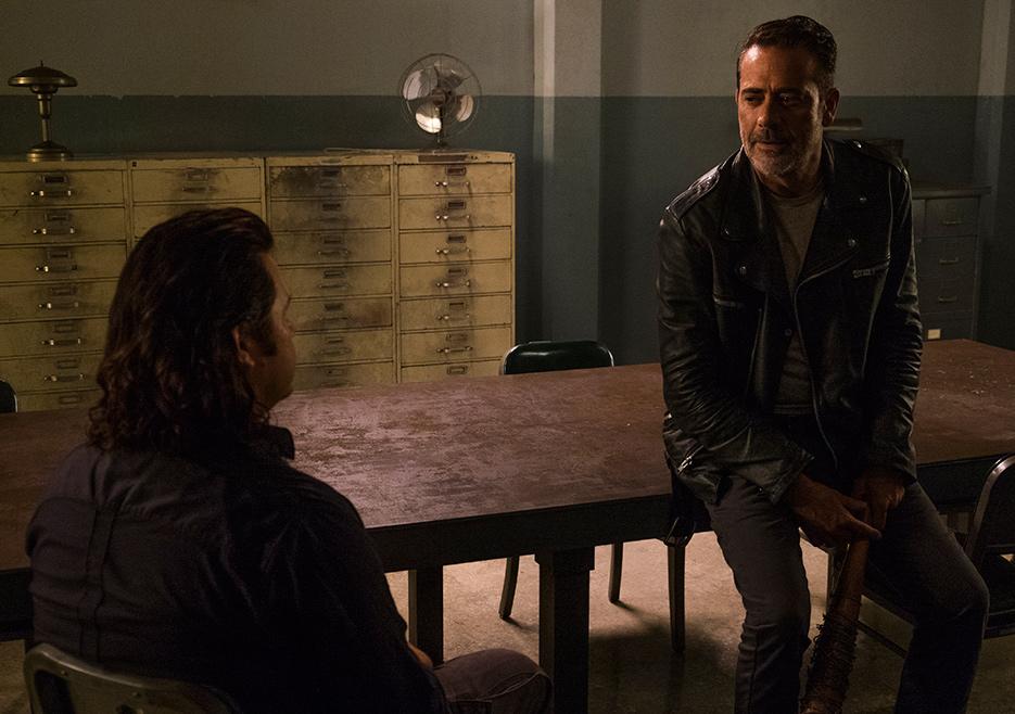 Суть. Короткая рецензия на7 серию 8 сезона «Ходячих мертвецов». - Изображение 1