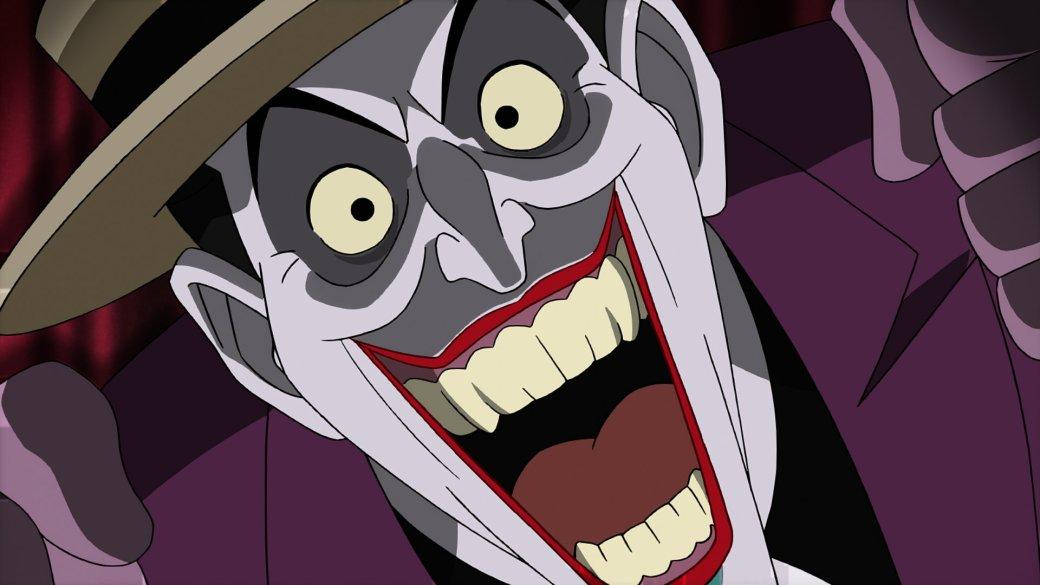 После «Убийственной шутки» выйдут еще три мультфильма про героев DC   Канобу - Изображение 11566